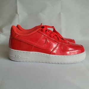 Nike Air Force 1 LV8 UV Siren Red/Siren Red-White